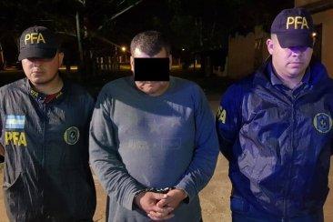 Un trabajador municipal fue detenido con varias dosis de cocaína