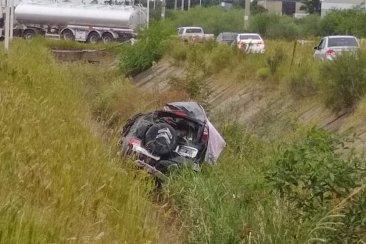 Así se produjo el accidente fatal en la ruta nacional 14