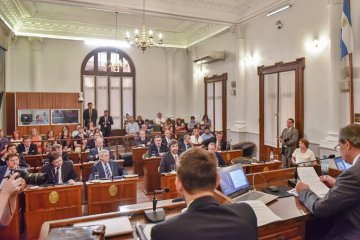 El senado designó autoridades para el nuevo período legislativo