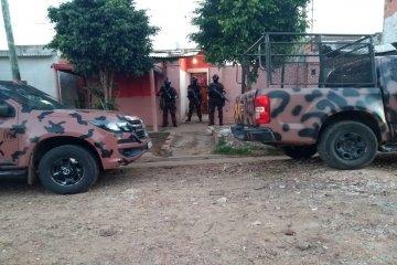 Una investigación de narcotráfico se ramificó con allanamientos en cinco ciudades entrerrianas