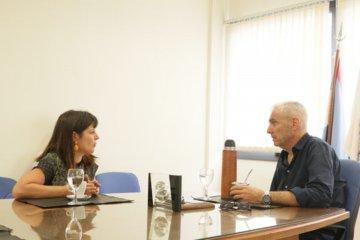 Gaillard acompañó el reclamo de FEHGRA al Gobierno Nacional