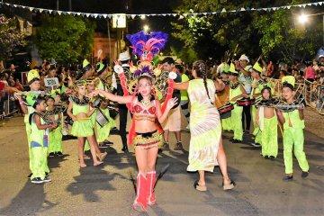 El desfile de los Pequeños Duendes también debió ser reprogramado