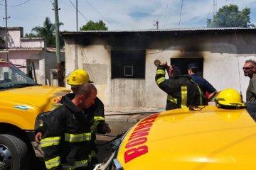 La Cooperativa Eléctrica emitió un comunicado sobre el incendio en radio Manthra