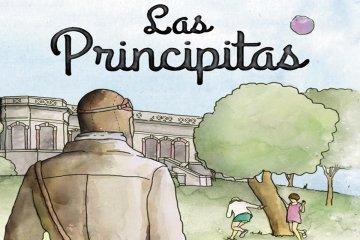 """Se presenta """"Las Principitas"""" un libro que profundiza la trama de """"Vuelo Nocturno"""""""