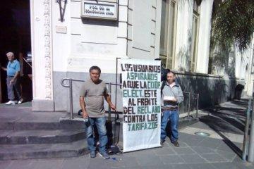 Juntan firmas en contra del tarifazo en el servicio de energía