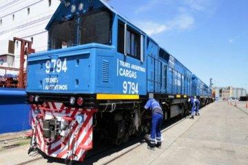 """Desde el sector ferroviario aclaran que """"es impresionante como la carga disminuyó"""""""