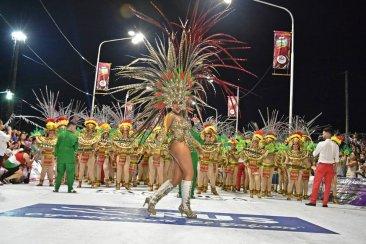 Desde este sábado se empieza a vivir  el Carnaval de Concordia