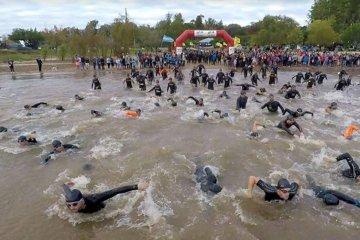 Continúan los preparativos para el Triatlon Sprint