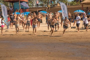 Con la presencia de deportistas de todo el país se desarrolló el Carnaval Open Crosfitt