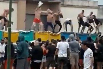 El carnaval de Gualeguaychú cerró con destrozos, decomiso de drogas y un presunto abuso sexual