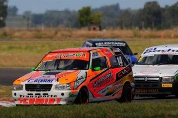 Luciano Martínez se subió al podio en Paraná