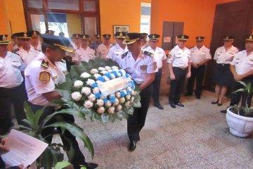 En Concordia se conmemoró la creación de la Policía de Entre Ríos