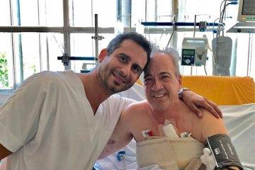 Viene a Concordia el médico entrerriano que le salvó la vida a un turista en La Boca