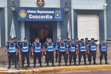 La Jefatura de Policía cuenta con nuevos agentes y ahora se esperan más vehículos