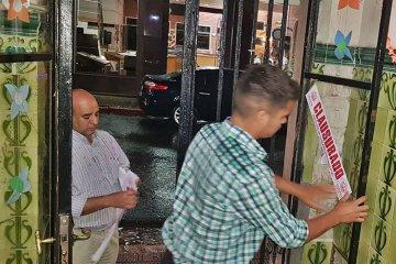 El municipio podría denunciar penalmente a los familiares del geriátrico clausurado
