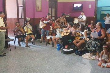 Los chicos del programa Generación Positiva Música cerraron el ciclo de verano con dos presentaciones