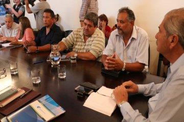 Este martes es el turno de los estatales reunirse con el gobierno provincial