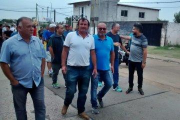 Maxi Torres ya recorre los barrios de Concordia como candidato a senador