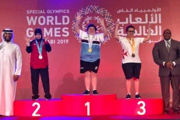Concordiense se consagró campeona en los Juegos Mundiales de Abu Dhabi