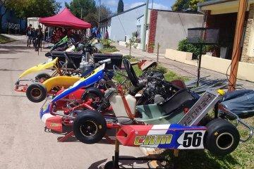 """Se realiza el ya tradicional karting callejero """"Ciudad de Chajarí"""""""