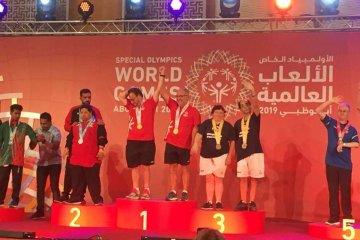 Concordienses lograron otra medalla para Argentina en los Juegos Mundiales de Abu Dhabi