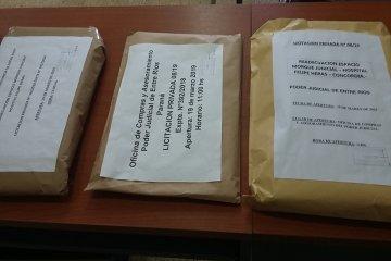 Tres oferentes se presentaron para la obra de la nueva morgue judicial en Concordia