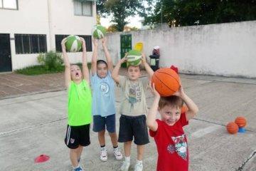 Invitan a la escuela de iniciación deportiva