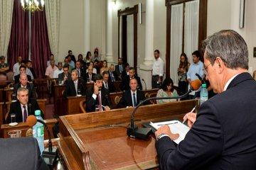 Tres proyectos de importancia para el norte entrerriano fueron aprobados en el Senado