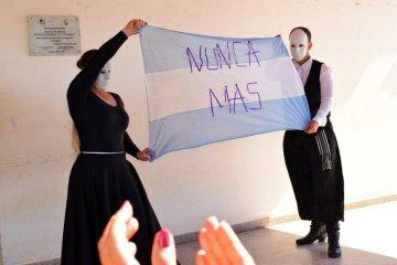 Chajarí también pide Memoria, Verdad y Justicia