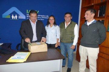 Se licitaron veinticuatro nuevas viviendas en San Salvador