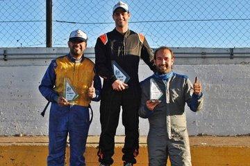 Inició la temporada del Campeonato de Karting 2019 en Concordia