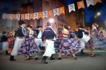 Será una jornada a puro folclore litoraleño en la Peatonal