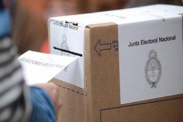 Desde el próximo viernes comenzará formalmente la campaña electoral