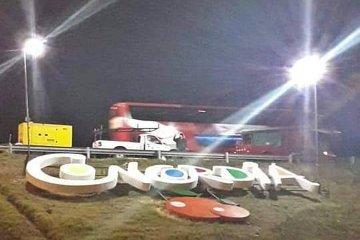 Concordia espera a los turistas con todas las luces
