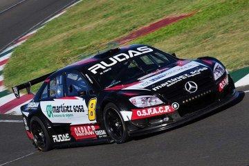 El concordiense Martín Ponte terminó quinto en los entrenamientos del viernes