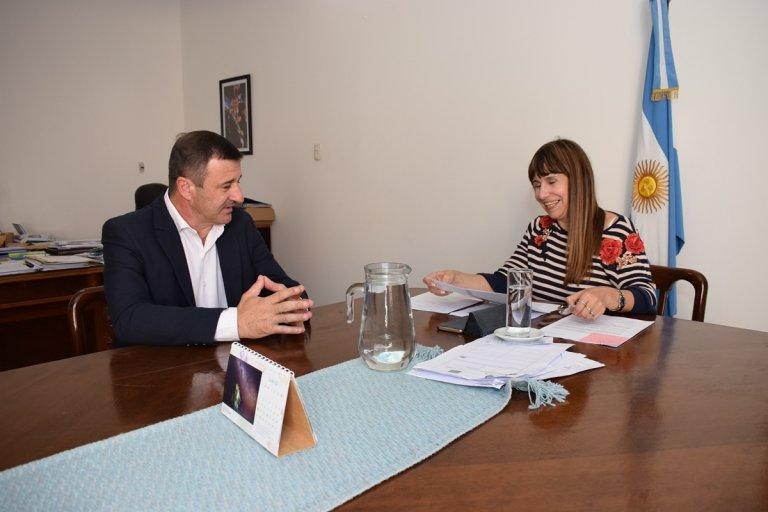 Villa del Rosario trabaja en la firma de un convenio de cooperación con Salud