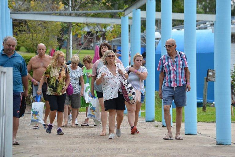 Desde la provincia se confirmó que en Semana Santa se duplicó la afluencia de turistas de países limítrofes