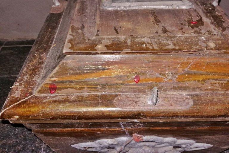 Confirman que en la profanación de panteones de San Salvador se robaron restos humanos