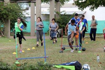 Harán actas a los grupos de entrenamientos que estén trabajando durante la cuarentena