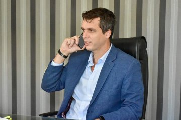 """Cresto señaló que """"ni Kueider ni Casaretto van a tener que explicar que son leales al gobernador"""""""