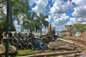 Un paso más para lograr el ansiado saneamiento del río Uruguay