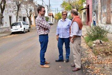 """El municipio detectó """"fallas técnicas"""" en los trabajos de repavimentación"""