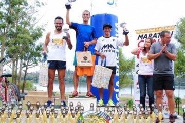 Dos concordienses fueron los ganadores de la Maratón Conin