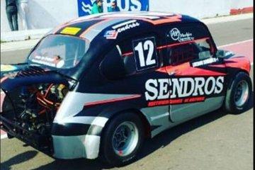 Concordiense se destacó en el inicio del TC 850