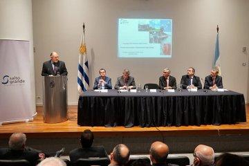Presentaron en Montevideo el Proyecto de Renovación y Modernización de Salto Grande
