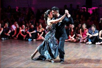 Una de las parejas de tango más reconocidas a nivel mundial llega Concordia