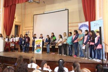 Salto Grande sigue recepcionando proyectos de las escuelas para su Programa Generando Compromiso