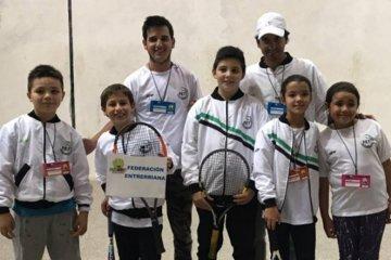 Tenistas de Concordia compiten a nivel nacional