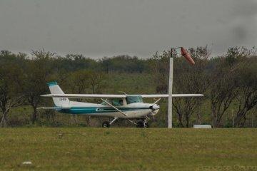 La Sociedad Rural de Federal cuenta con pista de aterrizaje habilitada