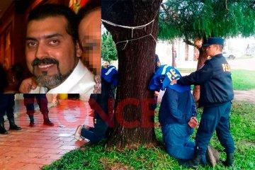 Fue detenido en Entre Ríos el principal sospechoso del ataque en alrededores del Congreso
